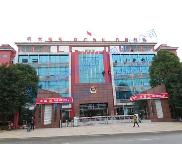 重庆北部新区消防支队外